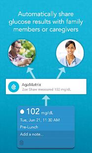 Agamatris Diabetes Manager