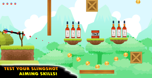 Knock Down Bottles 321 :Ball Hit Cans & Shoot Down  screenshots 5