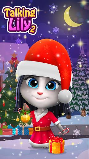 My Cat Lily 2 - Talking Virtual Pet 1.10.32 screenshots 1