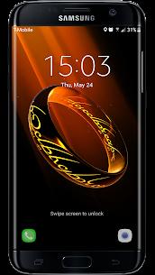 Magic One Ring Parallax 3D Live Wallpaper APK 1
