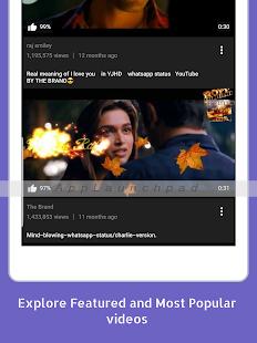 Vibe - Billions of WhatsApp Video Status