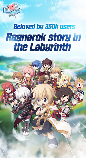 Ragnarok: Labyrinth screenshots 2