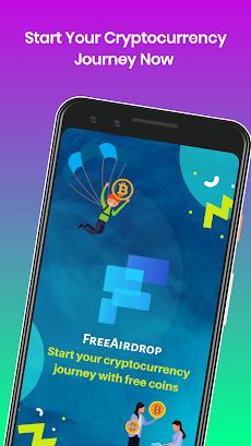FreeAirdrop - Earn Free Crypto Airdropsのおすすめ画像1