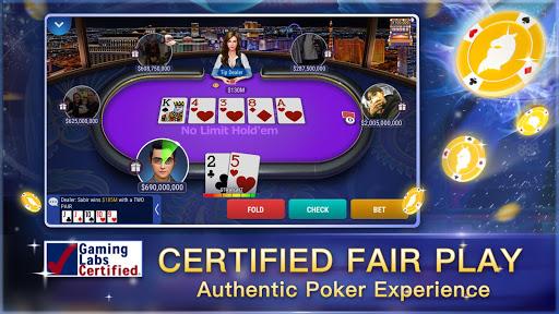 Sohoo Poker - Texas Holdem Poker 6.0.8 screenshots 1