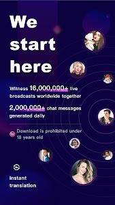 FaceCast:Make New Friends, Chat & Meet, Livestream 2.6.25