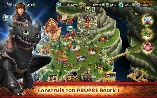 Télécharger Dragons : L'Envol de Beurk APK MOD (Astuce) screenshots 1