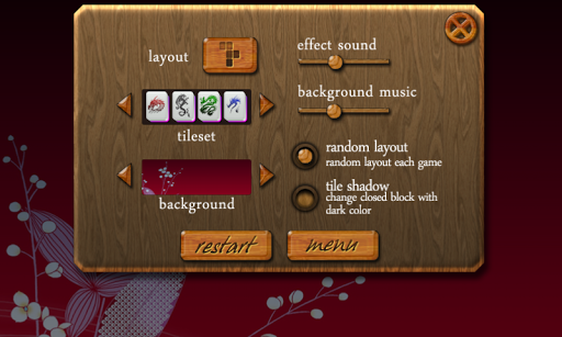 Mahjong Oriental screenshots 6
