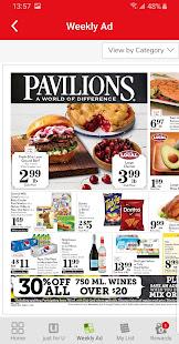Pavilions Deals