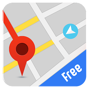 Free GPS Navigation Offline Maps and Directions 1.39 by SaaAneeDroid logo