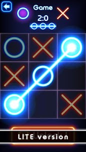 Tic Tac Toe glow For Your Pc | How To Download (Windows 7/8/10 & Mac) 2