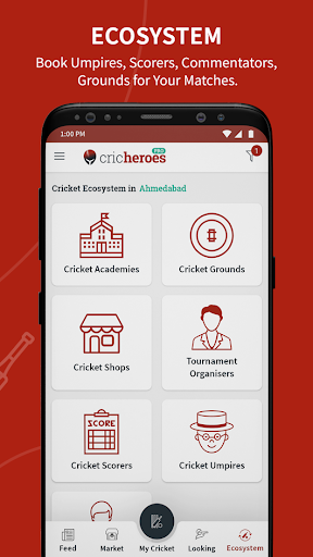 Cricket Scoring App | Live Score - CricHeroes apktram screenshots 8