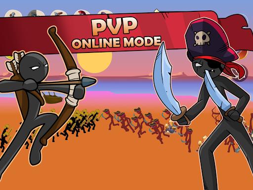 Stickman War Legend of Stick modavailable screenshots 21