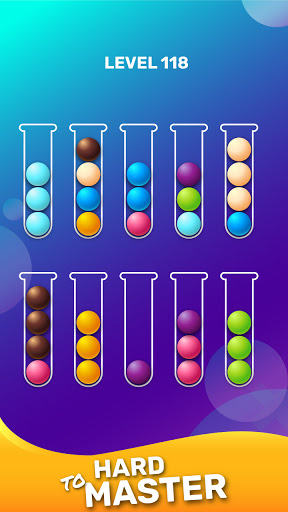 Ball Sort Puzzle - Brain Game Apkfinish screenshots 21