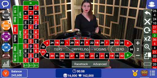 Live Casino: Play Roulette, Baccarat, Blackjack 21 apkpoly screenshots 4