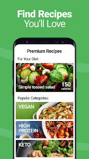 Calorie Counter - MyNetDiary, Food Diary Tracker 7.7.5 Screenshots 5