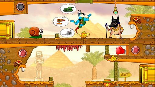 Code Triche Snail Bob 1: Arcade Adventure In The Puzzle World (Astuce) APK MOD screenshots 3