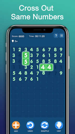 Match Ten - Number Puzzle 0.1.7 screenshots 2