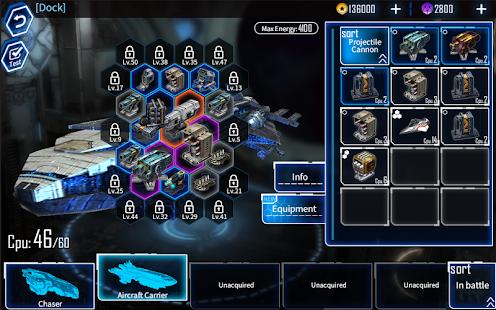 Galaxy Reavers - Starships RTS 1.2.22 Screenshots 14