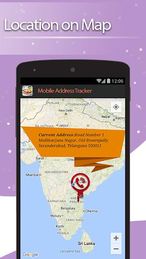 Live Mobile address tracker 1.9.45 screenshots 3