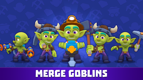 Gold and Goblins: Idle Miner 10