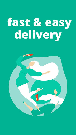 Toters:Food Delivery & More 3.4.19 Screenshots 1