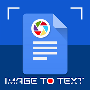 Image to text 1.1 by Wij dev logo
