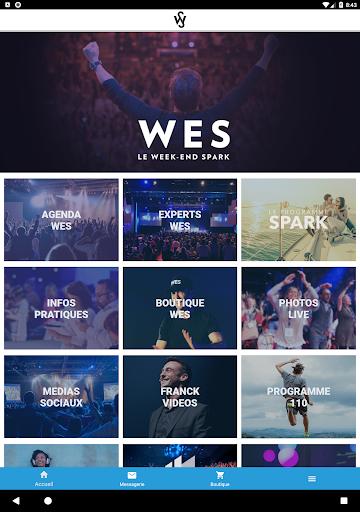 WES - Franck Nicolas  screenshots 5