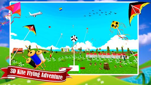 Basant The Kite Fight 3D : Kite Flying Games 2021 1.0.7 screenshots 1