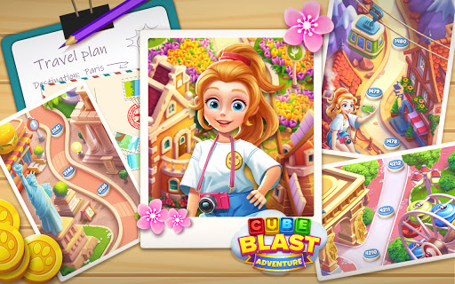 Cube Blast Adventure 1.20.5052 screenshots 16