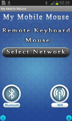 Foto do My Mobile Mouse