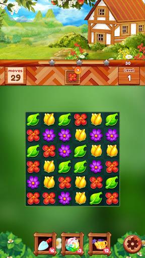 Garden Dream Life: Flower Match 3 Puzzle Apkfinish screenshots 10