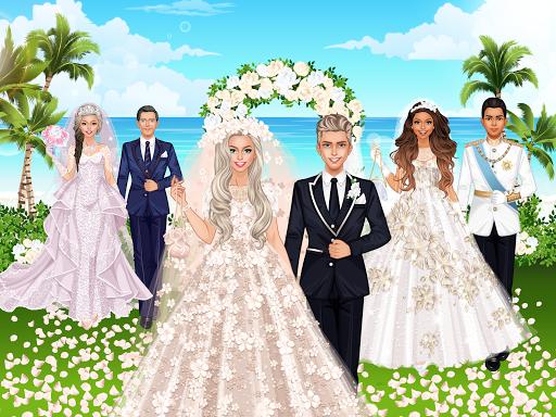Millionaire Wedding - Lucky Bride Dress Up 1.0.6 Screenshots 9