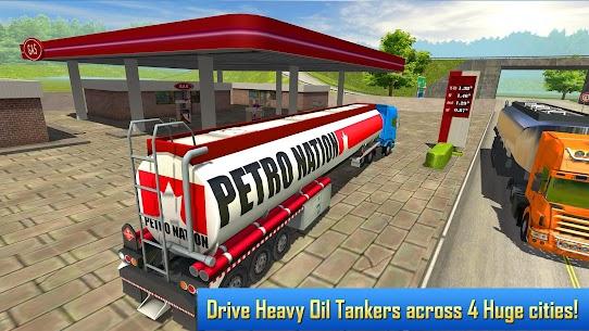 Oil Tanker Transporter Truck For Pc – Download For Windows 10, 8, 7, Mac 2