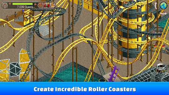 Free RollerCoaster Tycoon® Classic 4