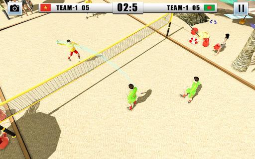 Volleyball 2021 - Offline Sports Games apkpoly screenshots 6