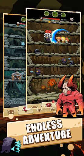 Tap Dungeon Hero:Idle Infinity RPG Game 1.2.5 screenshots 15