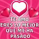 Stickers romanticos y frases de amor para WhatsApp - Androidアプリ