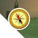 Qibla Helper - Qibla Compass and Prayer times
