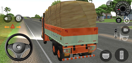 Indian Trucks Simulator 3D Apkfinish screenshots 6