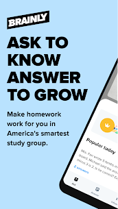Brainly – The Homework App 1