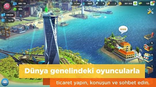 SimCity BuildIt Para Hileli Apk 1.35.1.97007 3