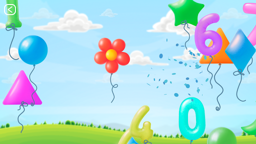 Balloon Pop for toddlers. Learning games for kids 1.9.2 Screenshots 2