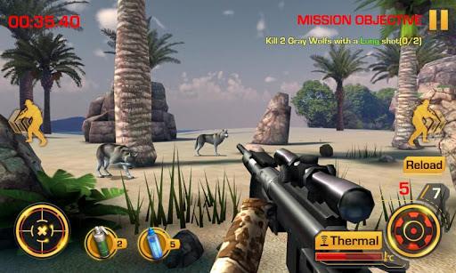 Wild Hunter 3D  screenshots 2