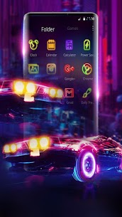 Luxe Neon Supercar 1.1.3 APK Mod Updated 3