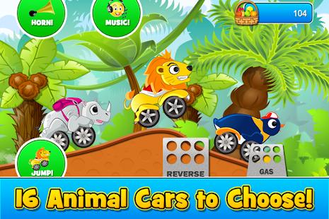 Animal Cars Kids Racing Game 1.6.5 Screenshots 2