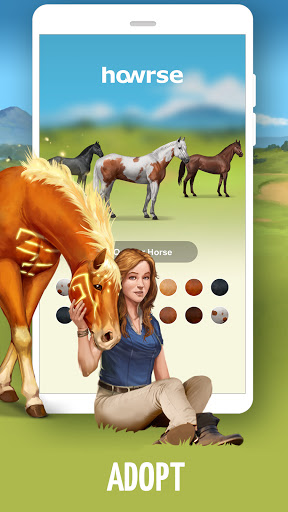 Howrse - free horse breeding farm game 4.1.6 screenshots 1
