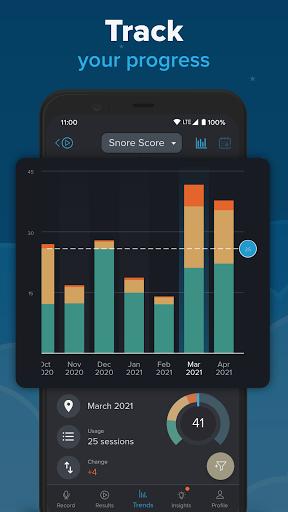 SnoreLab : Record Your Snoring apktram screenshots 5