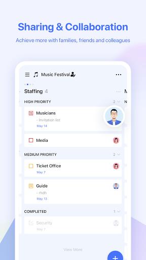 TickTick: ToDo List Planner, Reminder & Calendar Apkfinish screenshots 7