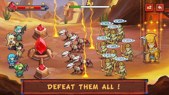 Summon Heroes : New Era MOD (Unlimited Money) 2