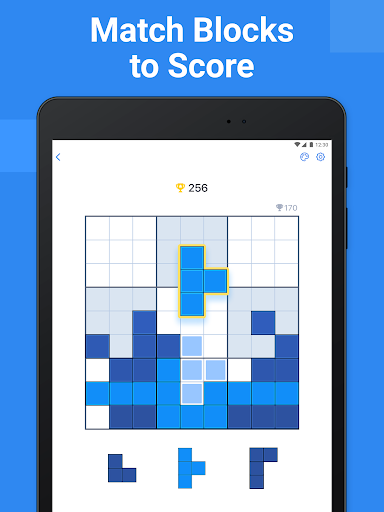 Blockudokuu00ae: block puzzle game Apkfinish screenshots 15